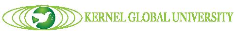 KERNEL GLOBAL UNIVERSITY Logo